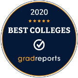 gradreports' Best Colleges Logo image